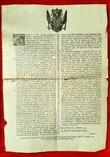 G89-GRANDUCATO DI TOSCANA, FIRENZE, TABACCO E ACQUAVITE, 1749