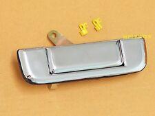 CHROME TAILGATE HANDLE FOR TOYOTA HILUX VIGO CHAMP SR5 MK7 PICKUP 2011+ 12 13 14