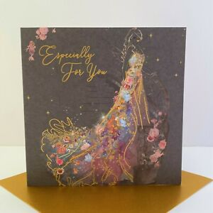 Cherry Orchard Female Especially For You Birthday Card Floral Dress/EL009
