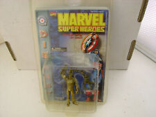MARVEL SUPER HEROES CAPTAIN AMERICA DIECAST KEY CHAIN NEW IN PACKAGE