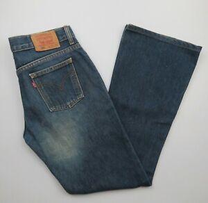 Levis 985 Blue Denim Jeans Size W30 L34
