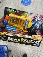 Brand New Nerf Power Rangers Beast Morphers Striker Morpher Blaster Hasbro