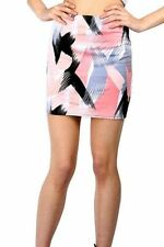 Unbranded Floral Party Viscose Skirts for Women