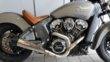 LIGNE COMPLETE EXAN INOX INDIAN SCOUT SIXTY BOBBER 2017/18 - IN01-CL00-C2I