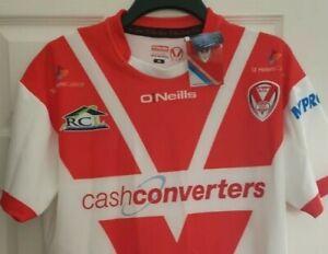 St helens rugby league shirt xl oneills bnwt