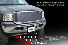 99-04 01 02 03 Ford F250 F350 SuperDuty Billet Grille