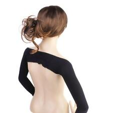 Fat Burning Arm Slimming Long Sleeves Seamless Shaper Back Posture Corrector