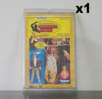 Single Protective Figure Case For Indiana Jones 3 3/4 Inch MOC Action Figures