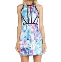 Parker printed watercolor floral dress size small NWOT Multicolor Size Small
