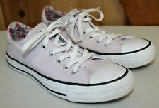 Converse All Stars ~ Sneakers Fashion Shoes ~ Light Purple ~ Women's Size 8
