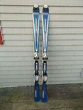 ATOMIC PRO CARV 6:20 150 CM  DOWNHILL SKIS WITH TYROLIA SL 100 BINDINGS
