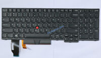 Original New lenovo IBM Thinkpad E585 E590 E595 laptop US keyboard backlit