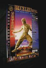 "Original 2005 Hong Kong BRUCE LEE FESTIVAL & STATUE UNVEILING 20""X 30"""