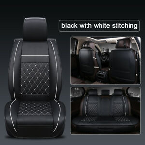 Universal Car Seat Covers 5 Seater for Benz Audi BMW Porsche Waterproof Covers
