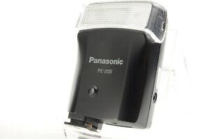 [Excellent] Panasonic PE-20S Shoue Mount Xenon Flash For SLR w/ diffuser READ