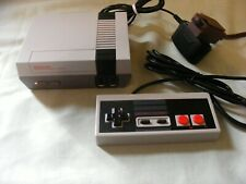 New listing Nintendo Nes Classic Edition Mini Console System with Controller