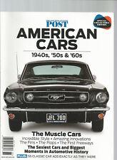 THE SATURDAY EVENING POST AMERICAN CARS MAGAZINE 1940s, '50s & '60s JUNE 2018