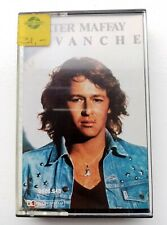 Peter Maffay Revanche 1980 RARE West Germany Cassette Tape 7/10 Condition