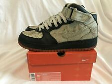 finest selection 7ef1a 21036 DS Nike Air Force 1 Mid Inside Out size 10.5 2004 -unworn-