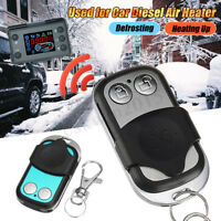 Remote Control Replacement Parts For Air Diesel Heater Trucks Parking  Boats