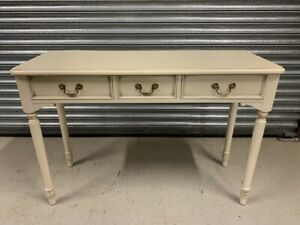 Laura Ashley Console/ Dressing Table