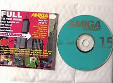 57320 Disque 15 Amiga Format Magazine-Commodore Amiga (1997) AF99/7/97