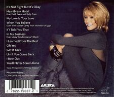 My Love Is Your Love by Whitney Houston Music CD You'll Never Stand Alone & More