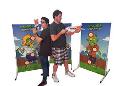 Zombie Shoot Up Nerf Guns and Targets Defender Package