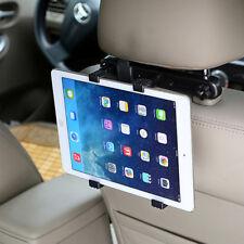 1X 360º Support Tablette Voiture Siege Appuie Tête Fixation Porte Pr iPad Air NF