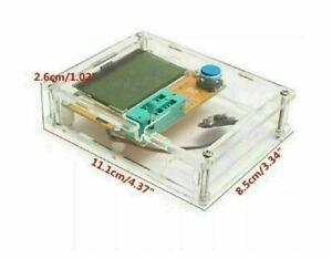 Messgerät Tester Transistor Diode Triode Kapazitanz Kondensator Widerstand