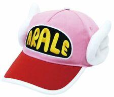 Dr Slump Arale White Angel Wing Sunblock Baseball Cap Hat For Boys Girls Kids