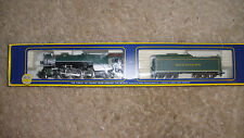 ho scale train engine and tender AHM rivarossi 462 heavy pacific 5087-12 souther
