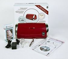 CRICUT CAKE Mini Personal Electronic Cutter Machine For Decorating - Red