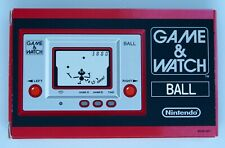 Nintendo BALL by Game & Watch Video LCD-GAME