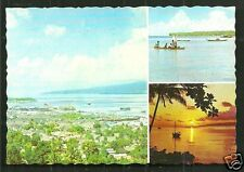 Ambon Bay 3 Views Sunset Moluccas Maluku Indonesia 70s