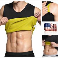 Men's Body Slimming Shaper Belly shapewear Sweatshirt Fat Body Shaper