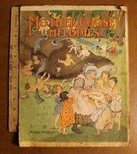 Mother Goose Melodies Book 1918