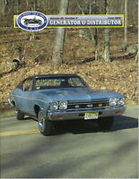 1968 Chevelle Two Door - Generator & Distributor Magazine Volume 48, #6 JUN 200