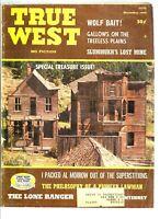 TRUE WEST Magazine    December  1972