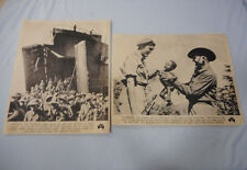 #T117.   TWO WWII PROPAGANDA PRINTS