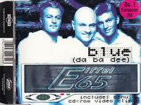 EIFFEL 65 Blue (Da Ba Dee) CD single