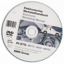 Bmw X5 (E70) (2007-20111) workshop manual