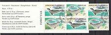 Färöer gestempelt 1992 Markenheft  MiNr. 5   Inhalt 3x MiNr. 235-236 Seehunde