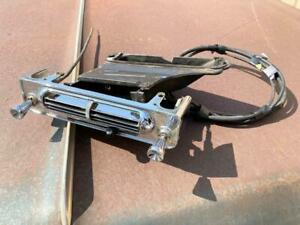 1961 Chevy Impala used original Factory AC Centre Vent Assembly - NICE!