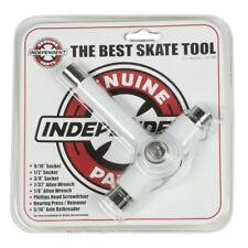 INDEPENDENT REFLEX Threader Skateboard Tool BEST SKATE TOOL White