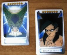 MORPHING  2 cards tridimensionali GOKU CELL