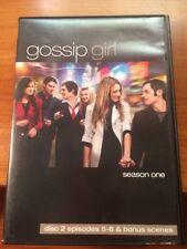 Gossip Girl Season 1 Disc 2 Episodes 5-8 (DVD) ...85