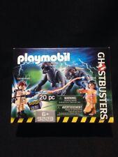 Playmobil 9223 Ghostbusters Movie Venkman & Dana 20pc. NIB.