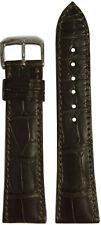20mm RIOS1931 for Panatime Mocha Monarch Premium Alligator Watch Strap 22x18