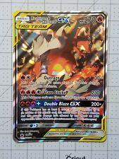 Reshiram and Charizard GX SM201 Pokemon JUMBO sized Card Unbroken Bonds